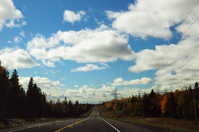 Explore Canada, Trans Canada Highway Landscape, Travel,