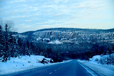 Winter Travel, Highway Seventeen