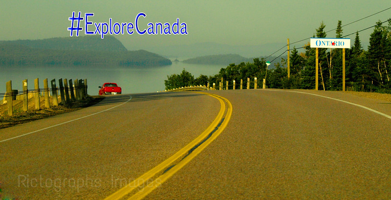 Travelling The Trans Canada Highway, Lake Superior Circle Route