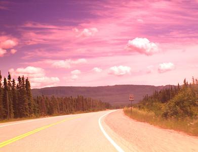 Trans Canada Highway 17 Northern Ontario