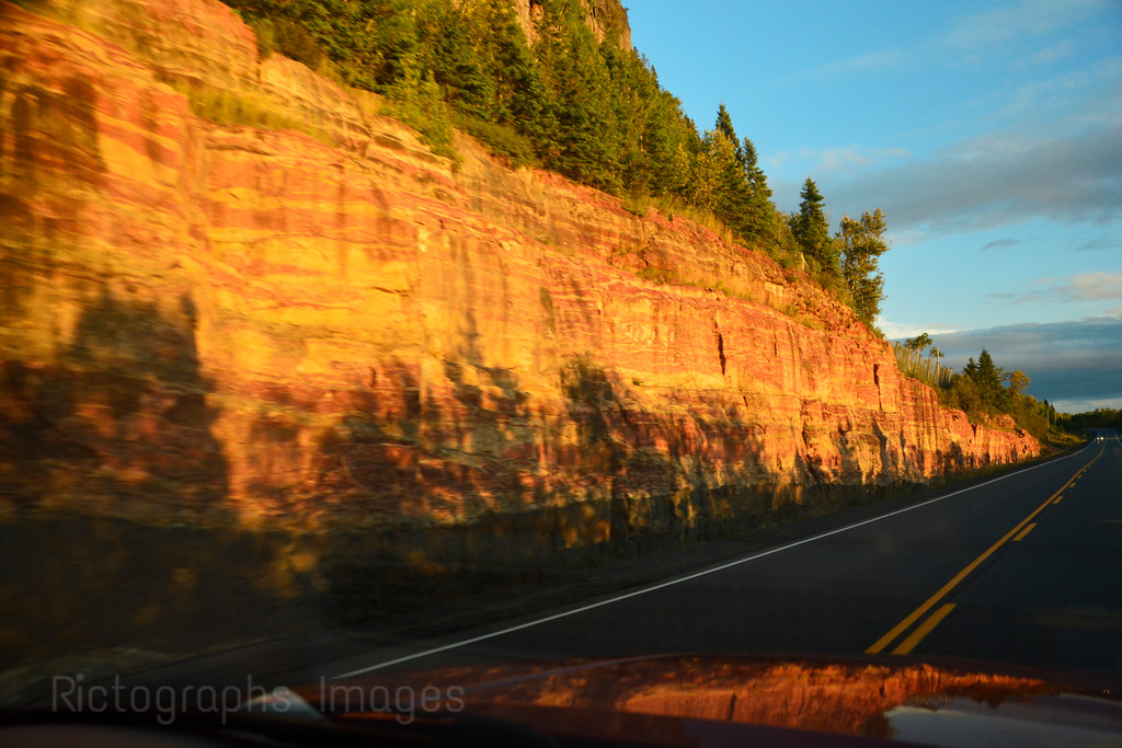 Travel Lake Superior Circle Route, Northwestern Ontario, Canada Summer 2016, Rictographs Images