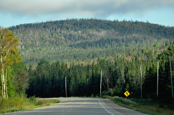Travelling The Trans Canada Highway,