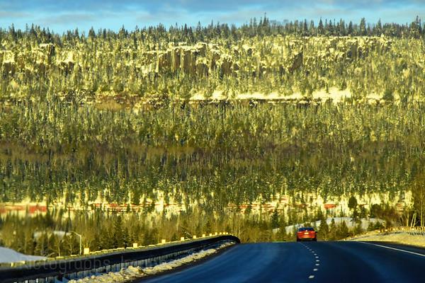 Travel, Canada, Road Trip