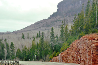 Highway Rockcut