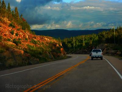 Travel Trans Canada Highways,