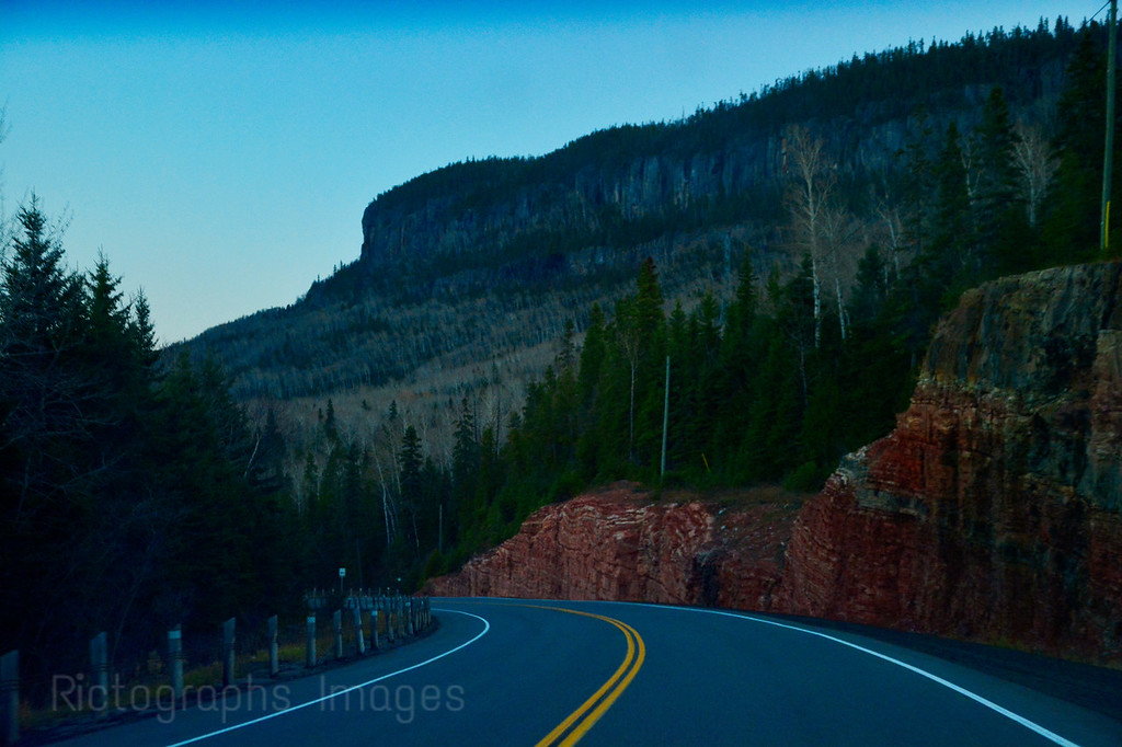 Trans Canada Highway Seventeen, Rictographs Images