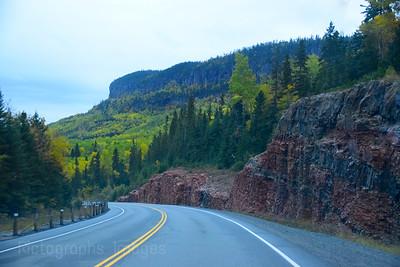 Trans Canada Highway Seventeen, North Western Ontario, Canada