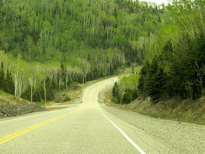 Trans Canada Highway Travel, North Western Ontario, Canada