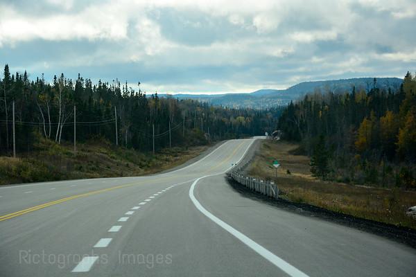 Lake Superior Circle Route, Northwestern Ontario, Canada, Highway Seventeen