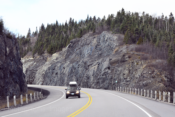 Trans Canada Highway Traveling