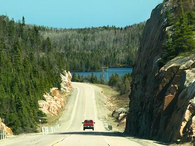 Highway Seventeen, Travel