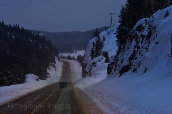 March 2015, Highway Travel