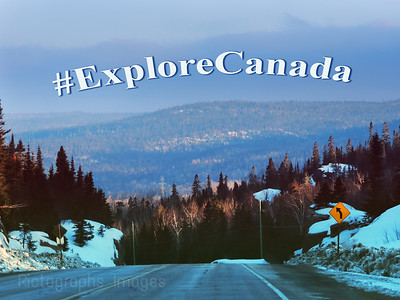 Travel, Explore, Canada
