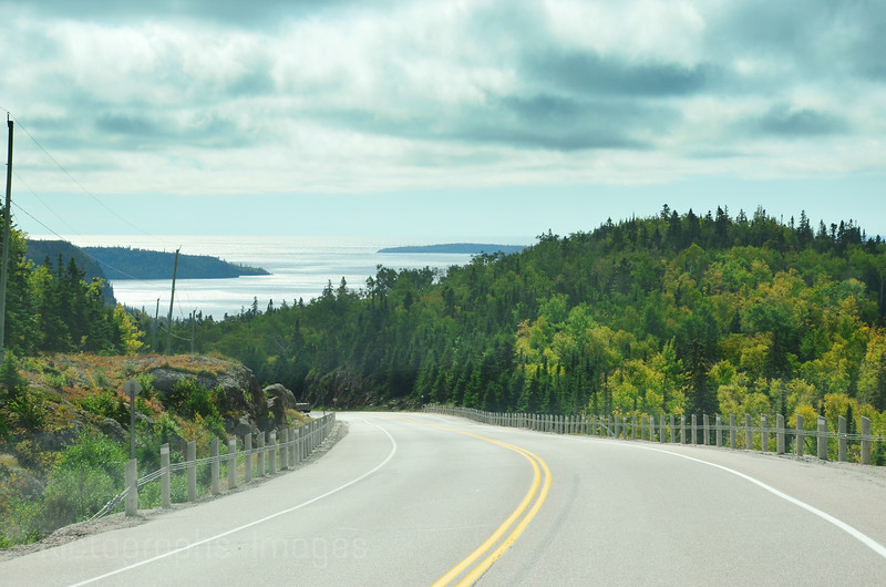 Just West of Rossport, Ontario, Canada