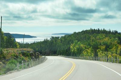 Trans Canada Highway, Seventeen, Northern, Ontario, Canada