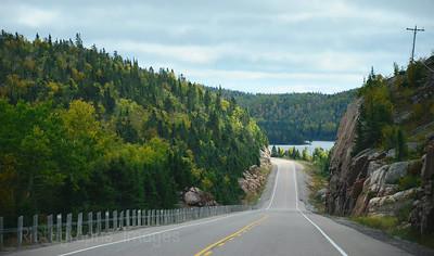 Lake Superior Circle Route, Trans Canada Highway, Seventeen