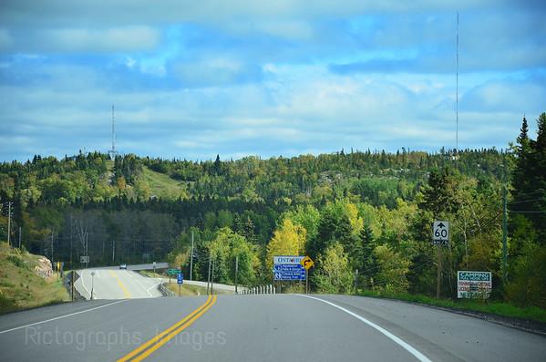 Travel, Trans Canada Highway, Photography, Terrace Bay, Northwestern Ontario, Canada