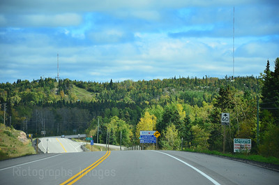Travel, Trans Canada Highway, Photography, Terrace Bay, Ontario, Canada