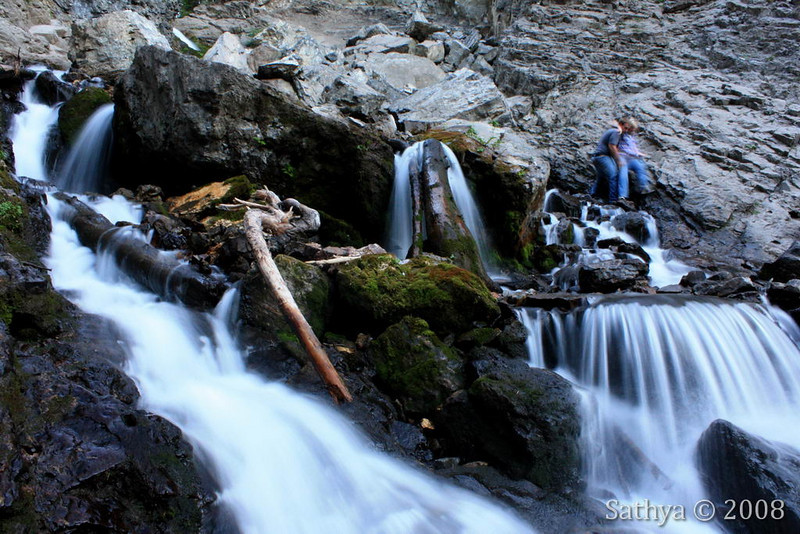 Utah Photo Safari - Hike 2 Donut Falls
