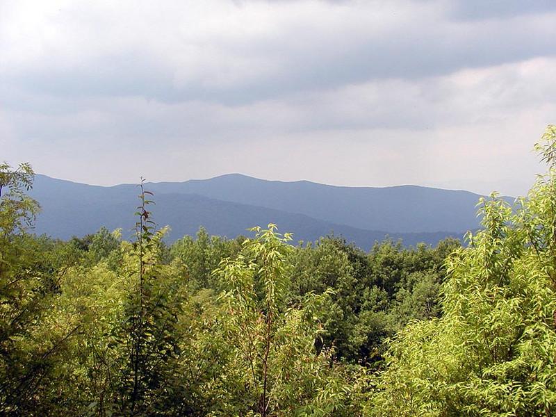 View from Spirit Ridge Overlook