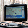 "Trying out my new Christmas present.. a Tom Tom Kenny got me. It had been used before, but never  ""tested"" going to some of the places I REALLY like to go. In this case the test was to take us to Puncheon Camp Creek Twin Falls and Rogers Creek Falls.  I was trying to decide on a name for this device instead of the generic Tom Tom."