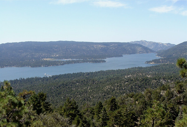 Big Bear Lake, CA, Sept 2011