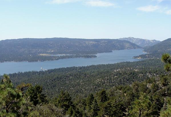 Big Bear Lake, CA, Sept 2011