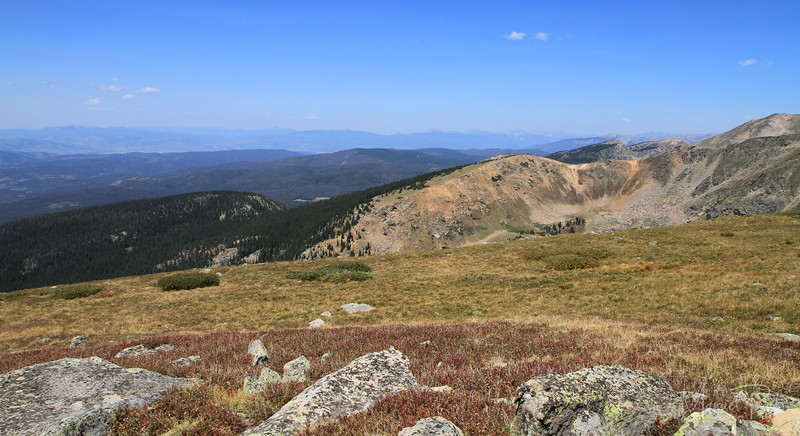 Continental Divide - Tundra 12,000 ft