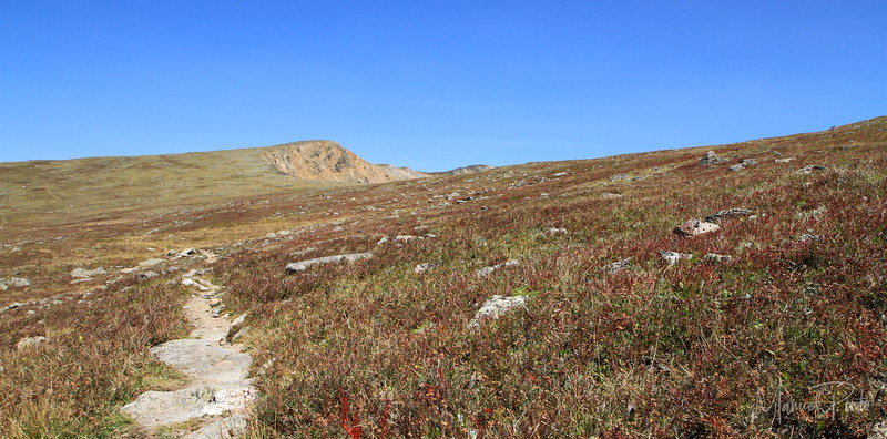 Continental Divide - Tundra -12,000 ft