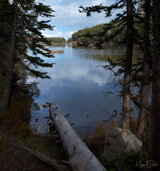 The Loch at Rocky Mountain National Park Colorado