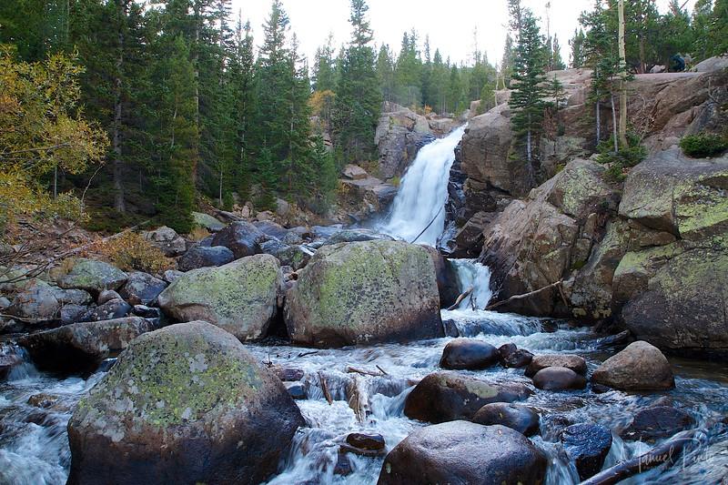 Alberta Falls