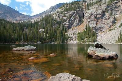Lake Ypsilon Trail