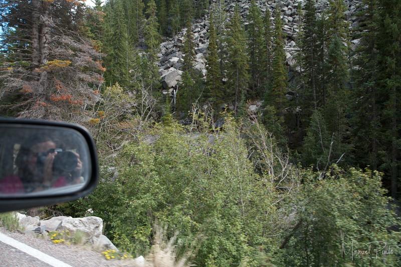 Heading towards Independence Pass