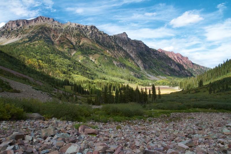 West Maroon Trail