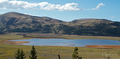 Lake near Leadville