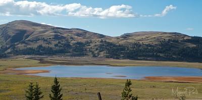 Lake near Leadville