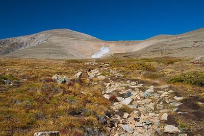 Mt Audubon & Blue Lake Trail