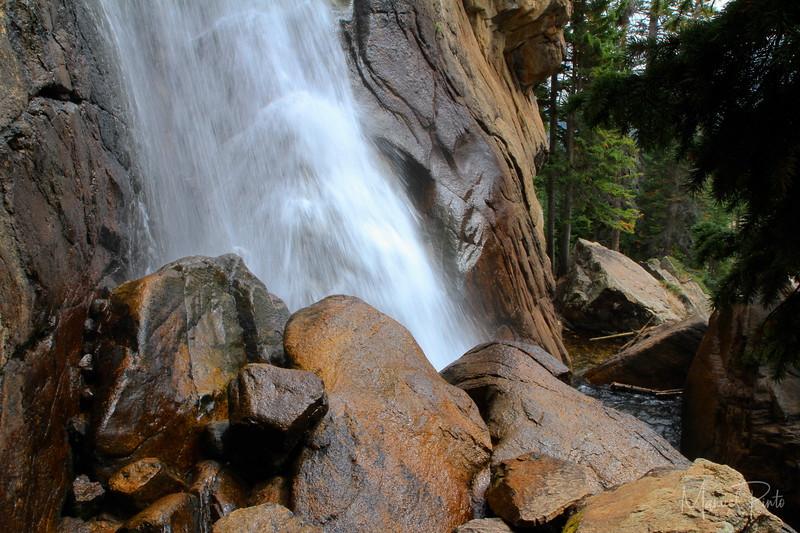 Ouzel Falls