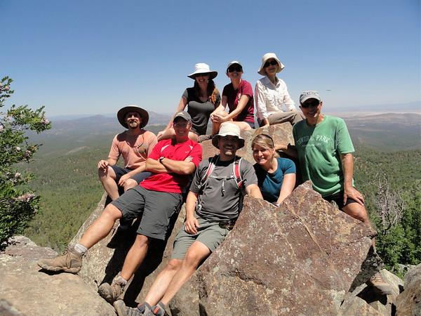 Groom Creek Hike, 6-25-11