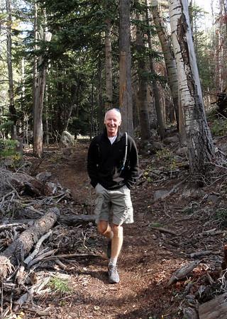 Inner Basin Trail, 9-29-12