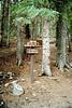Inner Basin Trail sign.