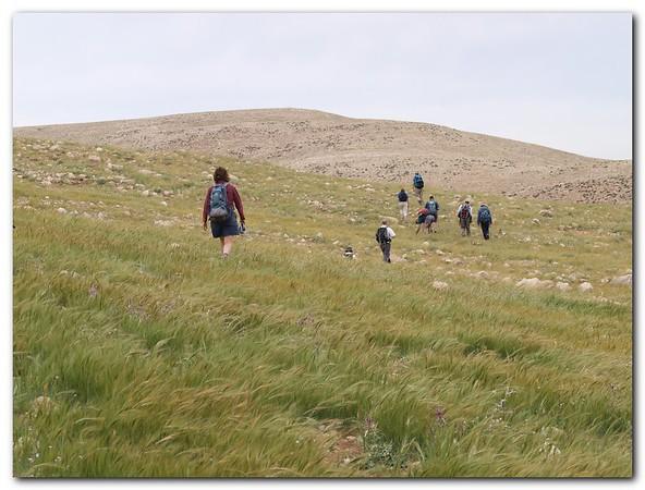 Hiking April 2009