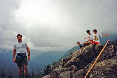 Break on Mt Avalon