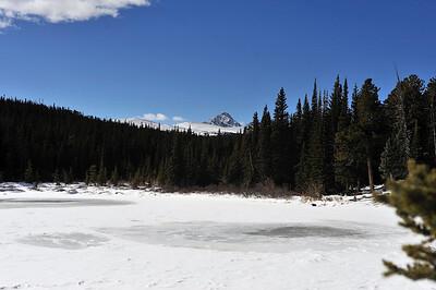 View of Kiowa Peak