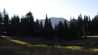 Morning Panorama at Camp 1