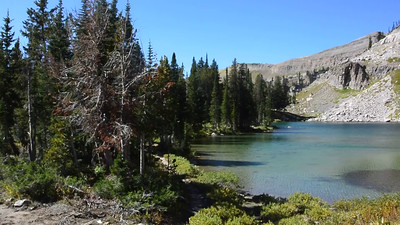 Marion Lake Panorama