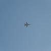 An F18 on flyover