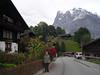 Back in Grindelwald