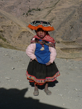 Peru_Lares Trek and Machu Picchu_Aug2006