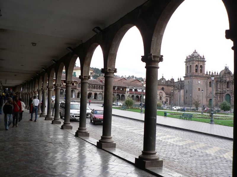 Arrival and acclimatization days in Cusco